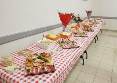 buffet et salades 1 - Nos buffets et salades